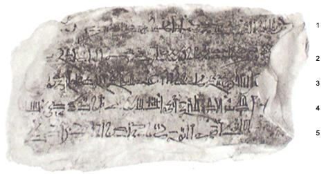 Instruction for merikare   ancient egypt.