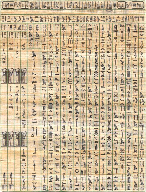 ANCIENT EGYPT : The Memphis Theology of the Shabaka Stone