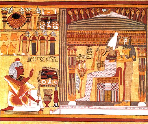 ANCIENT EGYPT : The Ten Keys of Hermes Trismegistos