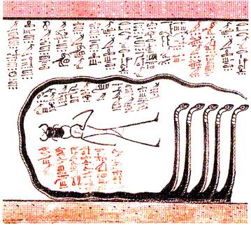 egyptian cosmogony