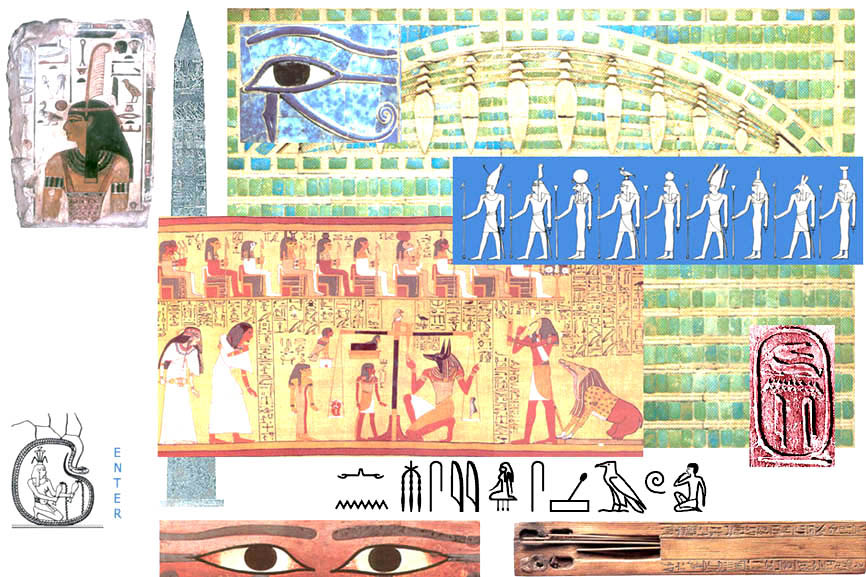 an overview of ancient egyptian literature